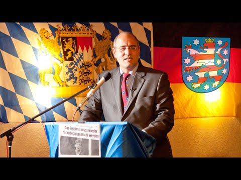 Thüringen: Ausgrenzung von Demokratie, Föderalismus und Rechtsstaat | Boehringer Oberpfalz Teil II