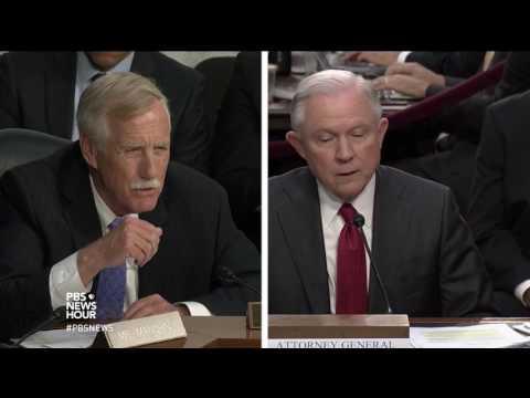 Sen. King challenges