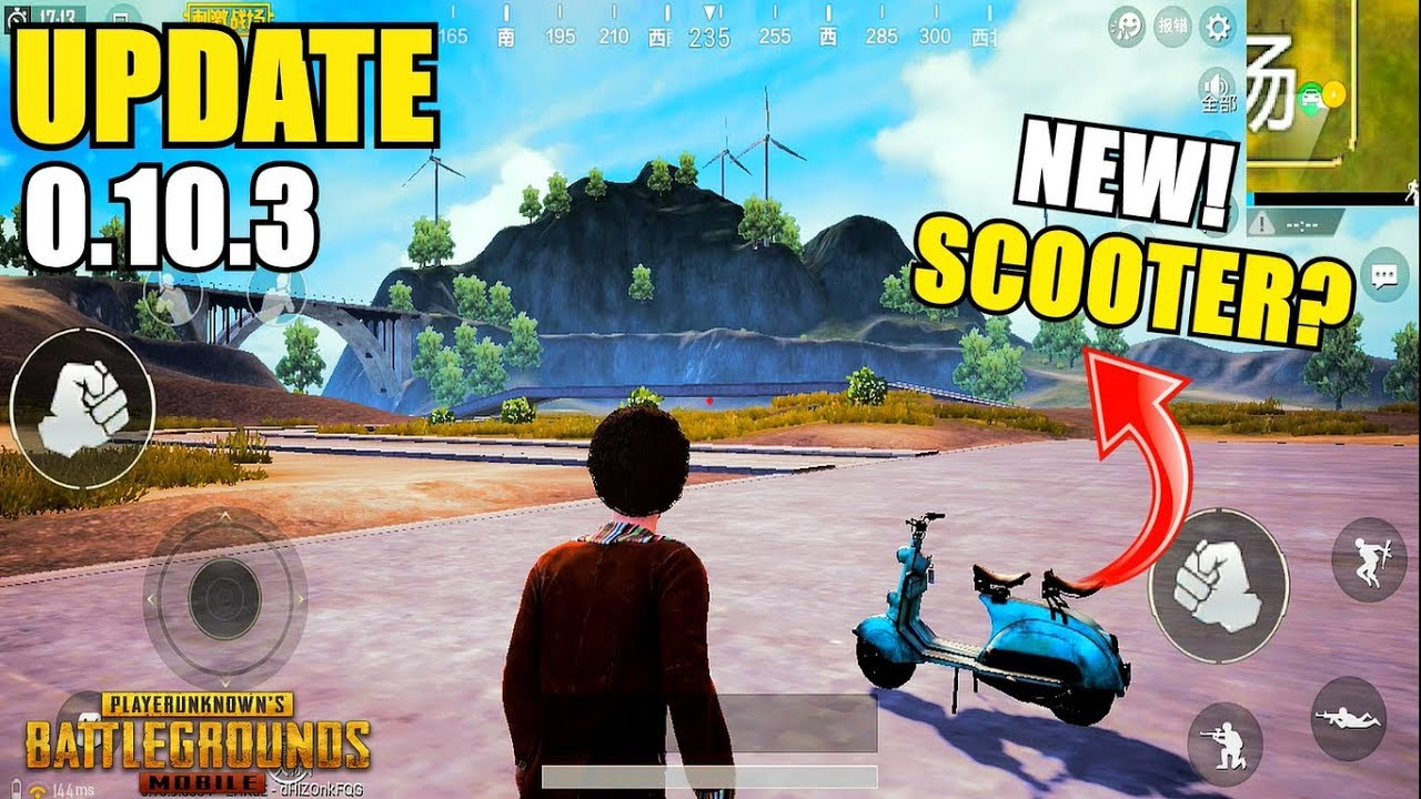 PUBG MOBILE I UPDATE 0 10 9 IS OUT!! Lightspeed Chinese Version All  Features (Android) HD