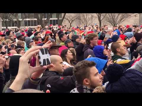 Donald Trump Inauguration Ceremonies 45 President of USA Republican Party