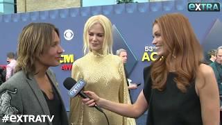 Nicole Kidman & Keith Urban on ACM Awards Date Night & 'Big Little Lies' Season 2