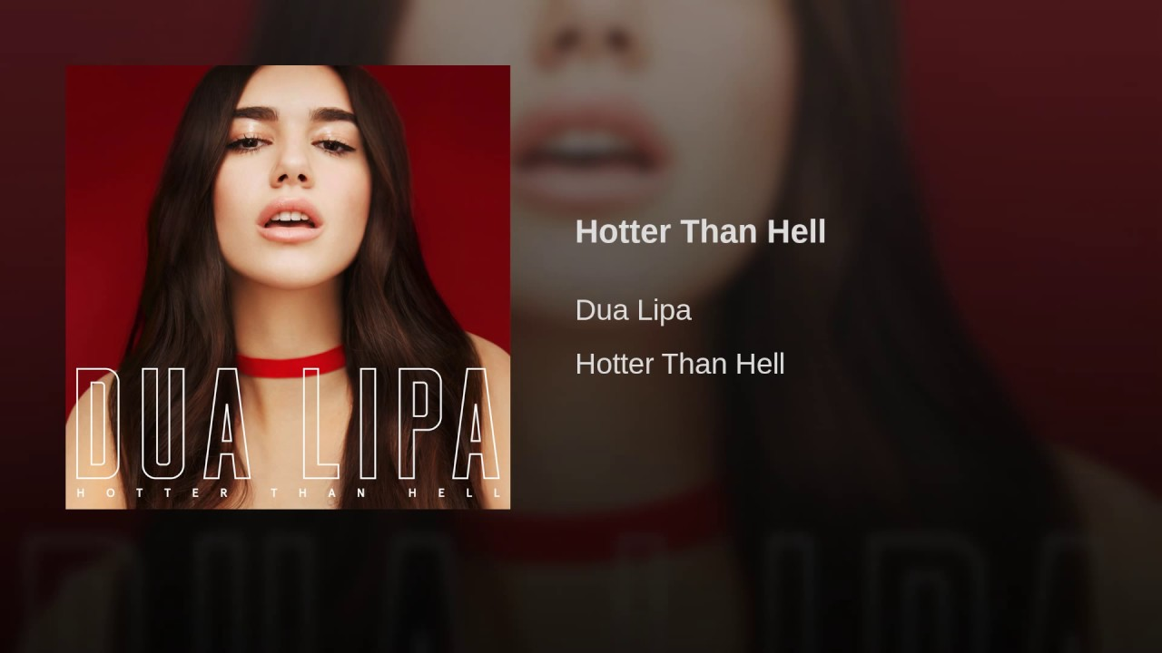 Hotter Than Hell YouTube