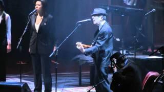 "Leonard Cohen ""The Partisan"" in Helsinki 2010"