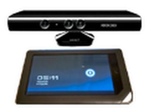 $200 iPad + Kinect Breaks World Record