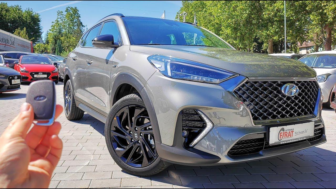 2019 Hyundai Tucson N-line