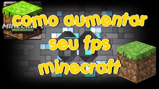 Como aumentar seu FPS no MINECRAFT (Original/Pirata) 2017