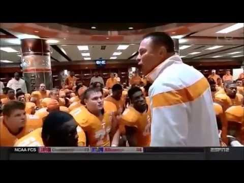 2015-2016 TENNESSEE VOLS FOOTBALL HYPE UP VIDEO