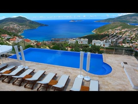Luxurious villa to rent in Kalkan Turkey