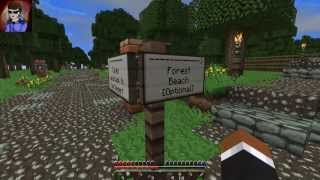 Forest Bear Studios - Lets Play Minecraft Episode 5 - A Walk in the Woods