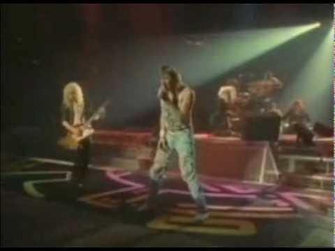 Def Leppard - Armageddon It (Live 1988 Hysteria...