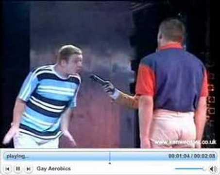 Gay Aerobics 13