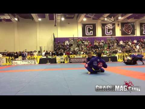 Otavio Sousa vs. Rafael Formiga 2013 NY Open Black Belt Middleweight Final