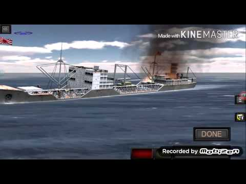 Pacific fleet gameplay series #1