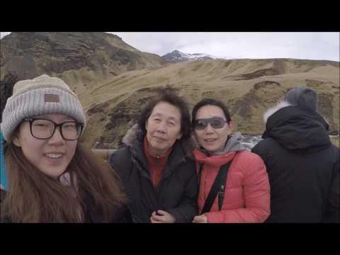 [vlog April 2017] Iceland Travel Day 2