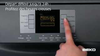 Посудомоечная машина BEKO DFN 6833 B видео(ВЕКО DFN 6833 B относится к типу полноразмерных не встраиваемых посудомоечных машин. Она вмещает до 13 комплекто..., 2015-07-09T15:25:03.000Z)