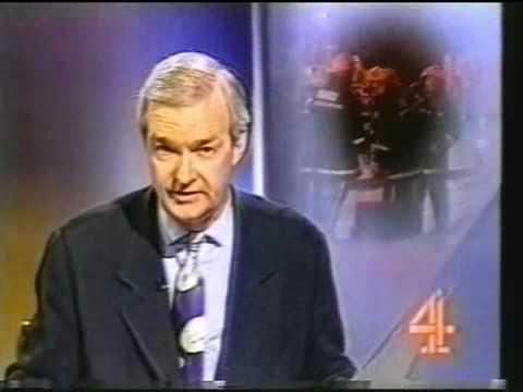 IRA bombs Canary Wharf, London (1996)
