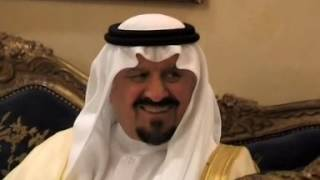 زيارة الامير سلطان يرحمه الله لأبناء الامير سلطان بن جهجاه بن حميد