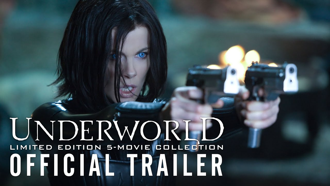 Download UNDERWORLD 4K Ultra HD Collection – Official Trailer (HD)