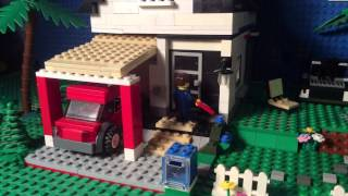 LEGO PIZZA DAY