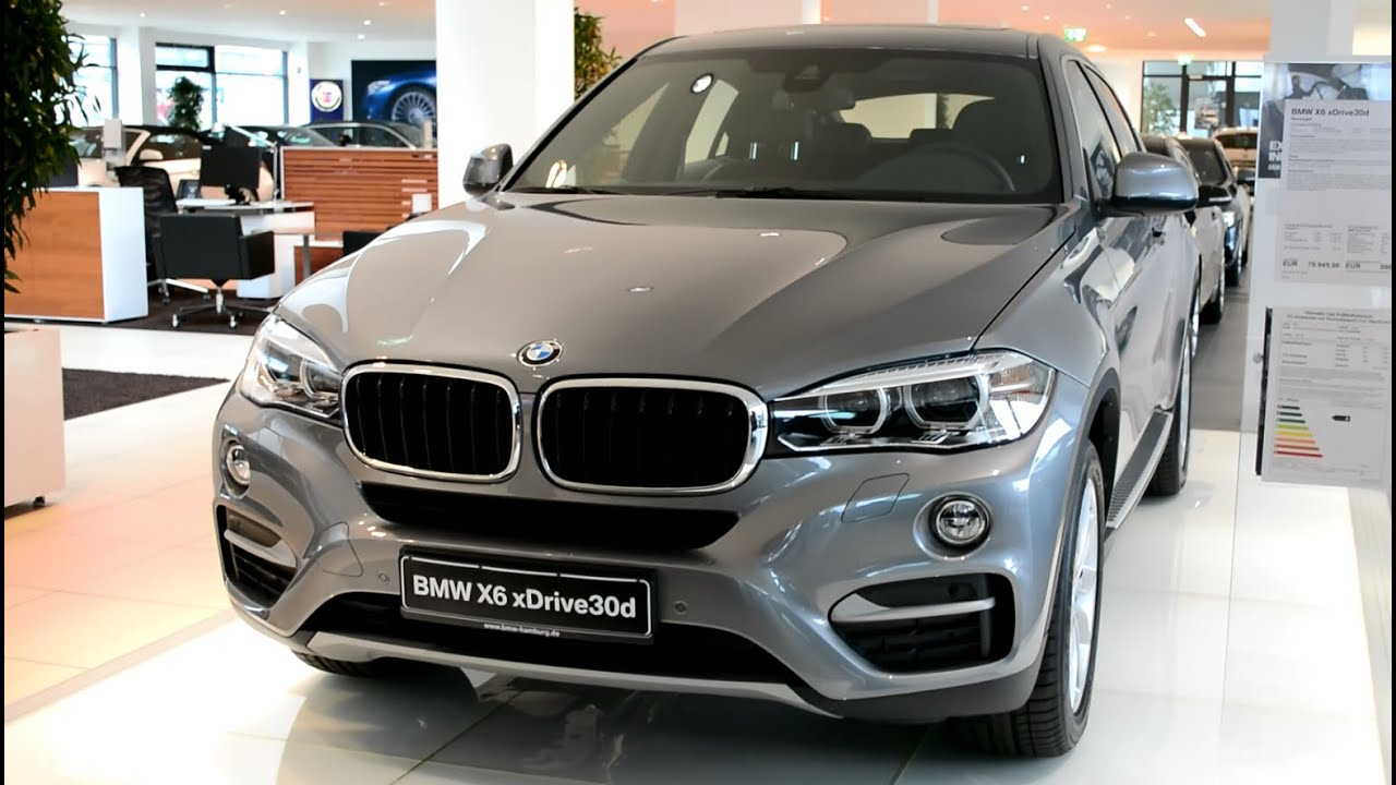 2015 new bmw x6 xdrive30d youtube. Black Bedroom Furniture Sets. Home Design Ideas