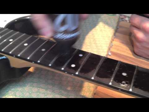 Dunlop Formula 65 Fingerboard 01 Prep and Clean and 02 Conditioner