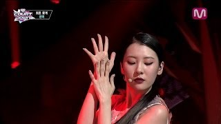 Repeat youtube video 선미_보름달 feat.리나 (Full Moon by Sunmi feat Lena of Mcountdown 2014.02.20)