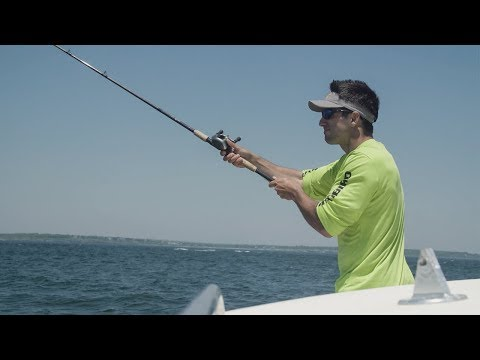 Casting Downwind Near Shallow Reefs with Spot-Lock