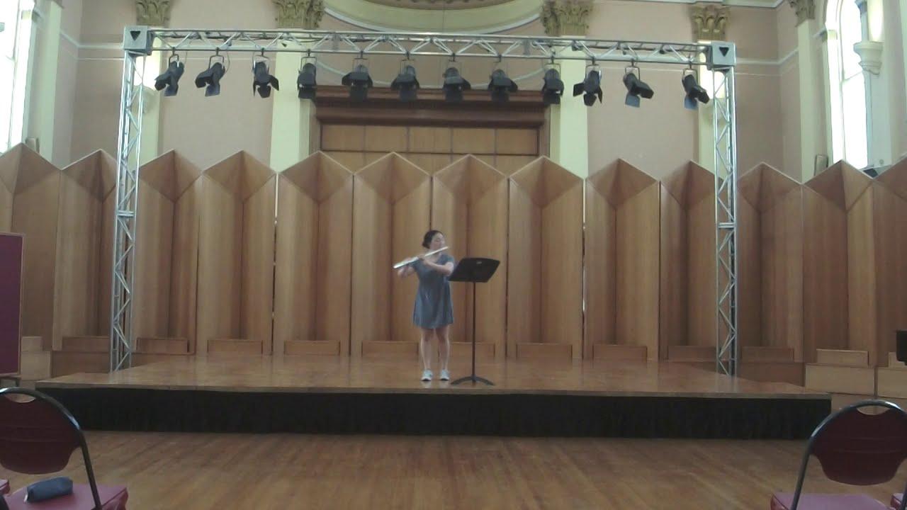Lilly Yang - Andersen Study No. 3 Op. 15