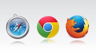 Safari 7 vs. Chrome 33 vs. Firefox 27