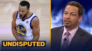 Chris Broussard's X-Factors for Warriors - Rockets Game 7 | NBA | UNDISPUTED