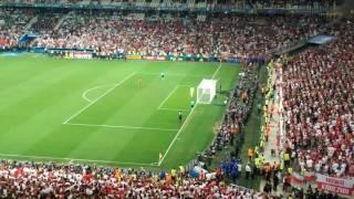 Pologne/Portugal Euro 2016