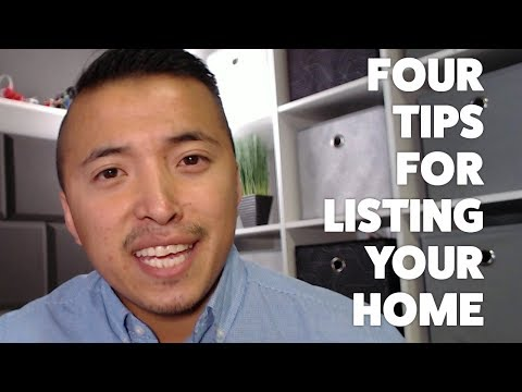Sacramento Real Estate: 4 tips for listing your home