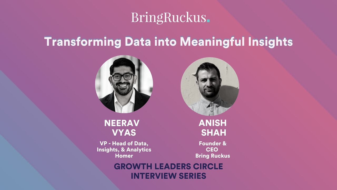 Transforming Data into Meaningful Insights