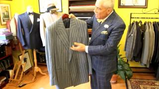 "Domenico ""Mimmo"" Spano Bespoke Suits and Tuxedo"
