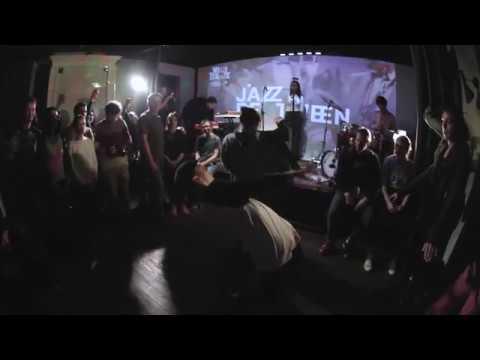 JazzBetween presents Jazz Music x Rap x Experimental Dance