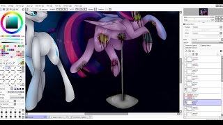 Patched up Perfection (MLP Speedpaint) (GORE)