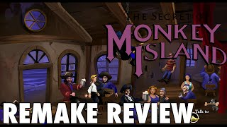 Secret of Monkey Island: Special Edition - Remake Review