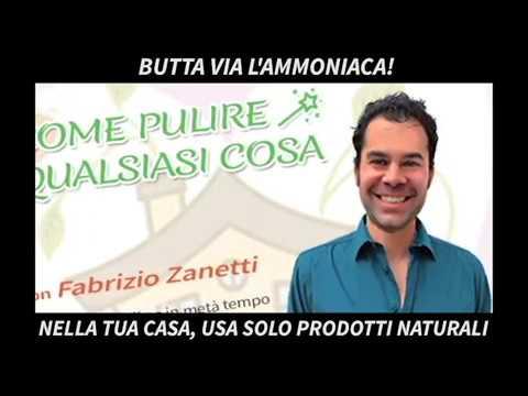 Come Sostituire L Ammoniaca Con Un Ingrediente Naturale Youtube