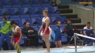 Mehmet Ayberk Kosak (TUR) VT AA Junior - 2018 Ukraine International Cup