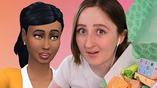 ANIMAL CROSSING MAKEUP FOR THE SIMS 4?!
