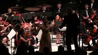 Spring Concert 2014: Concerto No. 1 (Symphony Orchestra)