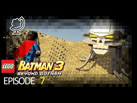 [LEGO Batman 3: Beyond Gotham] Episode 7: Red Europa