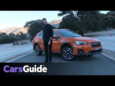 Subaru XV 2017 Review: First Australian Drive Video