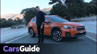 Subaru XV 2017 review: first Australian drive video