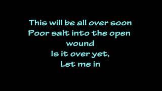 Breaking Benjamin- Breath Lyrics (HD)
