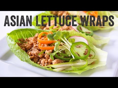 Asian Lettuce Wraps Recipe : Season 3, Ep. 12 - Chef Julie Yoon