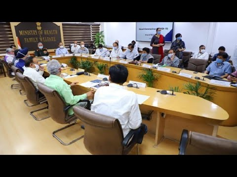 GoM reviews current status of COVID-19 in India| AFTER NOON PRIME NEWS| 26-4-2020