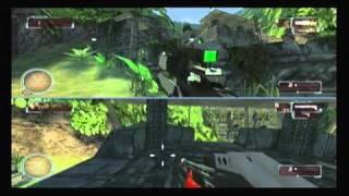 Conduit 2 Wii - Splitscreen Match #2 (07-05-11)