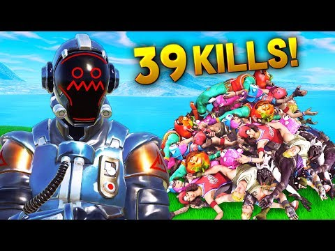 *HACKER* with 39 SOLO KILLS!! - Fortnite Funny WTF Fails and Daily Best Moments Ep. 885