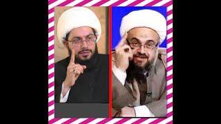 سماحة الشيخ ياسر الحبيب يرد على ياسر عوده حول انكاره لفضيلة دعاء الفرج